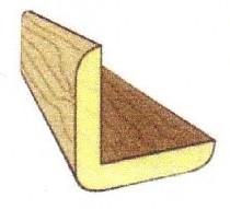 dessin baguette d'angle
