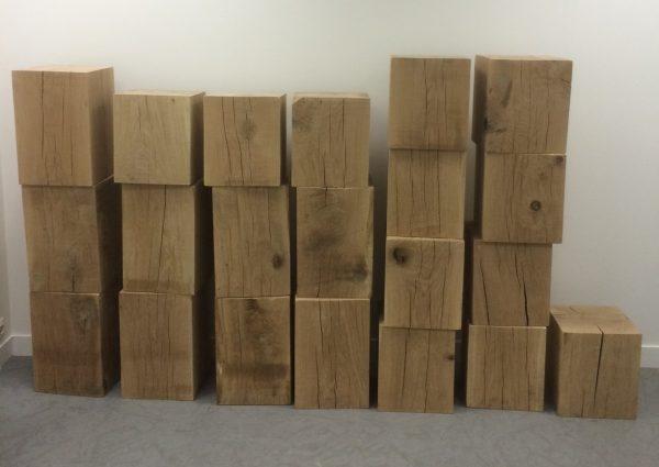 lot de cubes