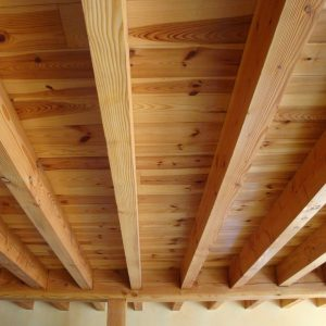 poutre plafond