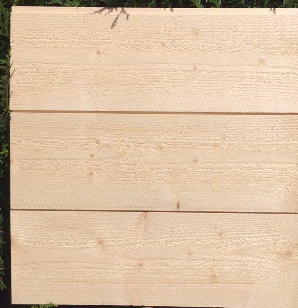 lambris épicéa brut 16 x 160 mm