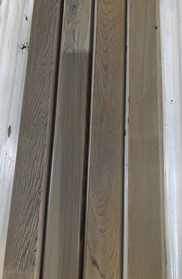 bardage red cedar clear II 18x65 mm